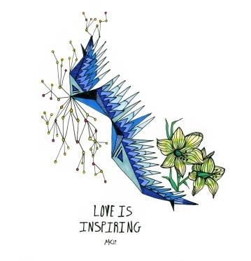 Love Is Inspiring