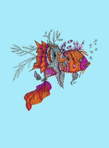Petalfish