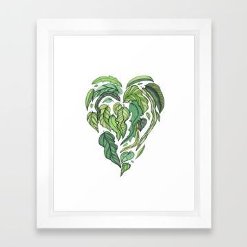 hard-love-ii-framed-prints